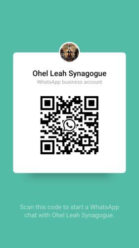 OLS Whatsapp Business QR Code