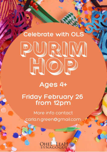 Purim-Hop-2021 - Ages 4+